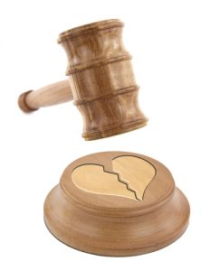 Judge's Gavel and Mallet