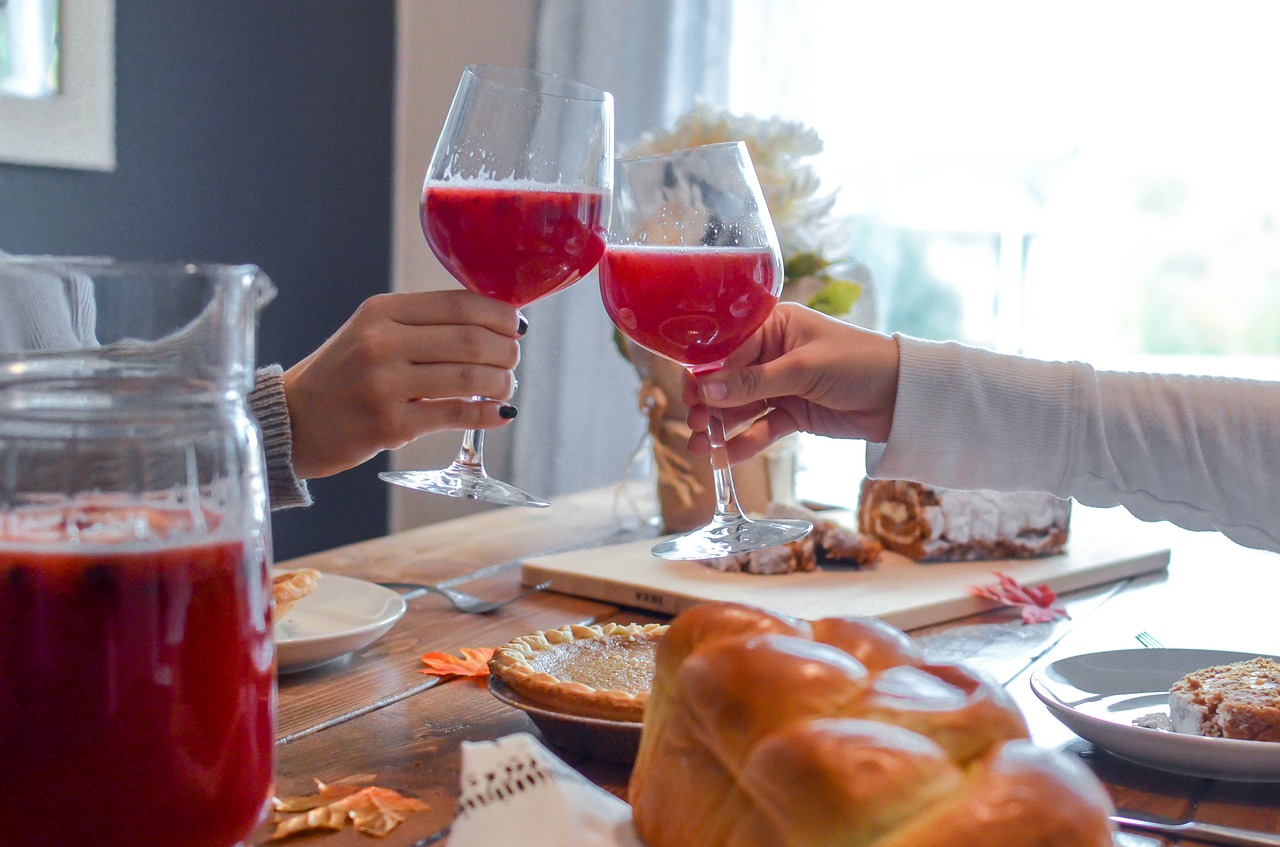 Post Divorce Thanksgiving, how to stay positive and give thanks
