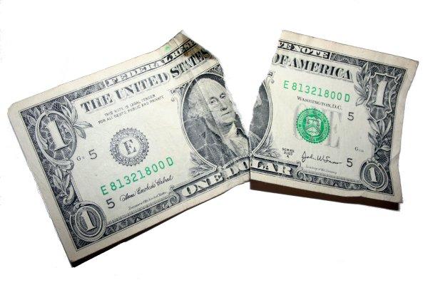 Split Money during divorce