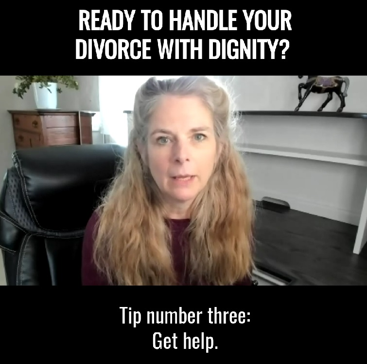3 Tips to Divorce with Dignity