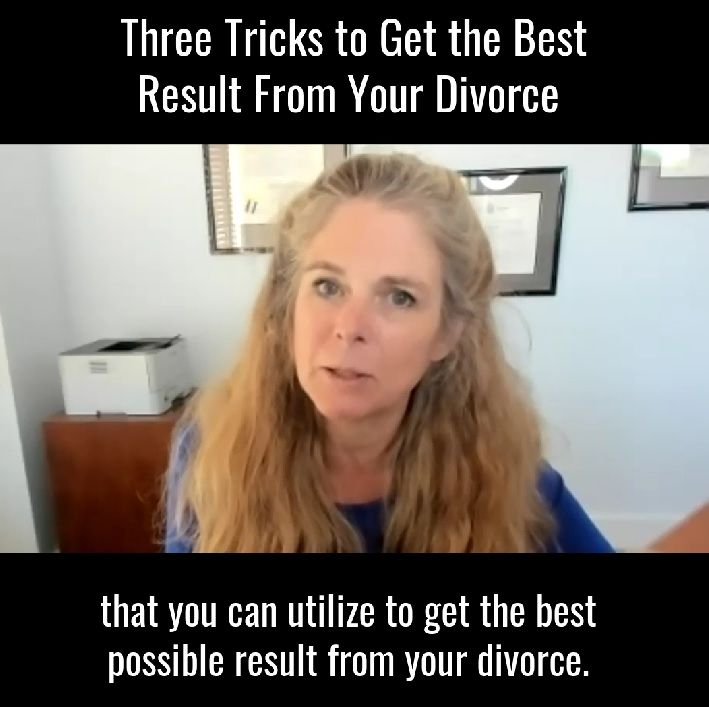 3 Tricks To Get The Best Result From Your Divorce