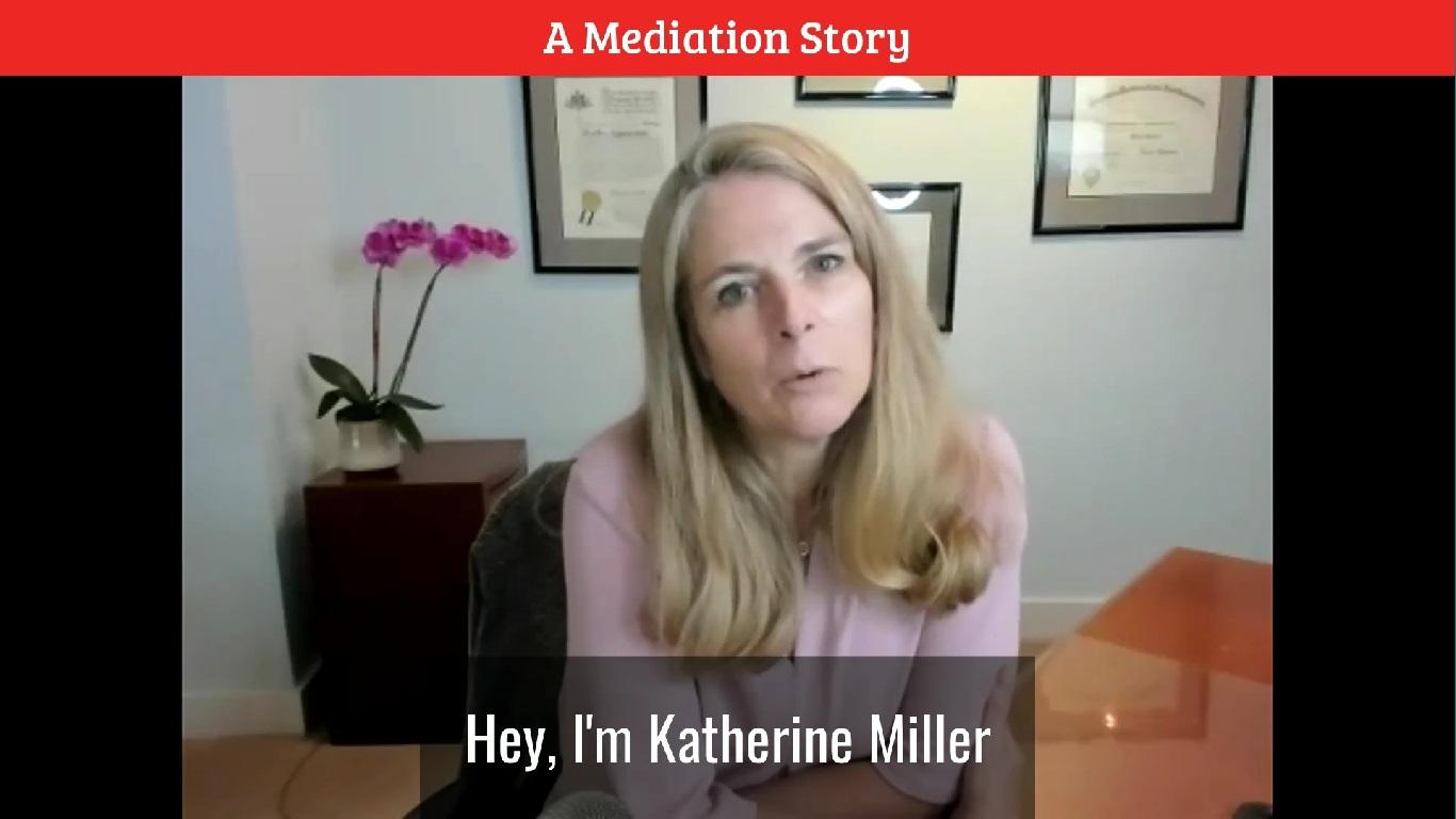 A Mediation Story