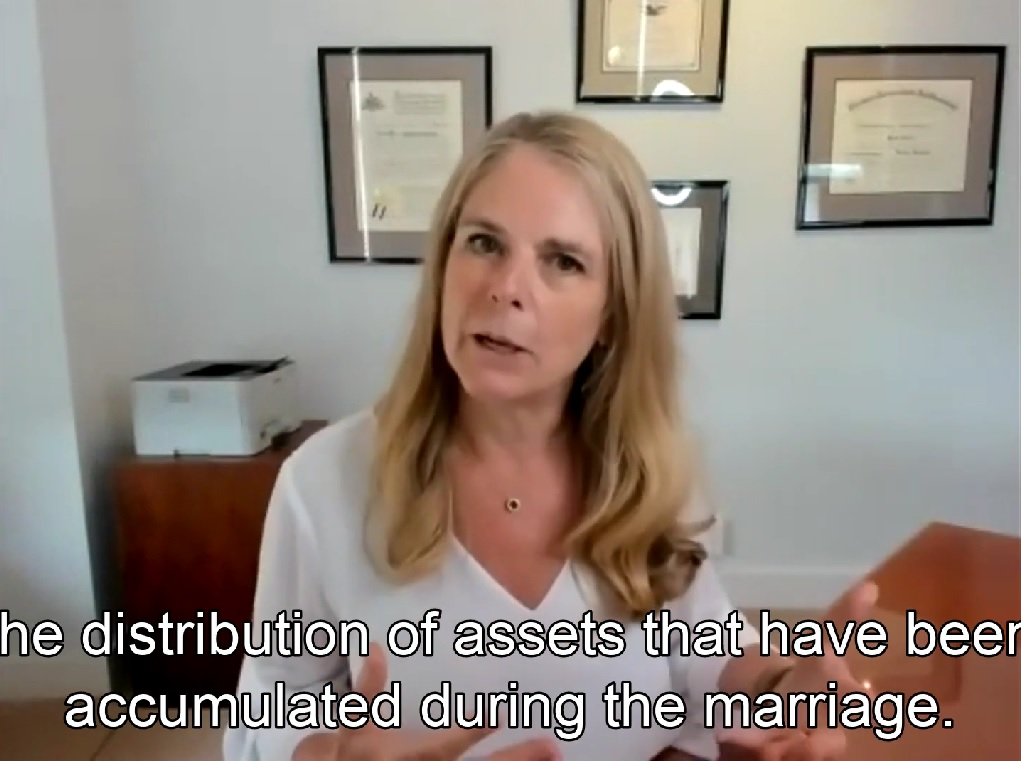 What's involved in a prenup