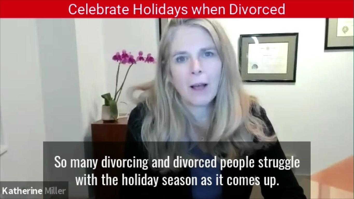 Celebrate Holidays When Divorced