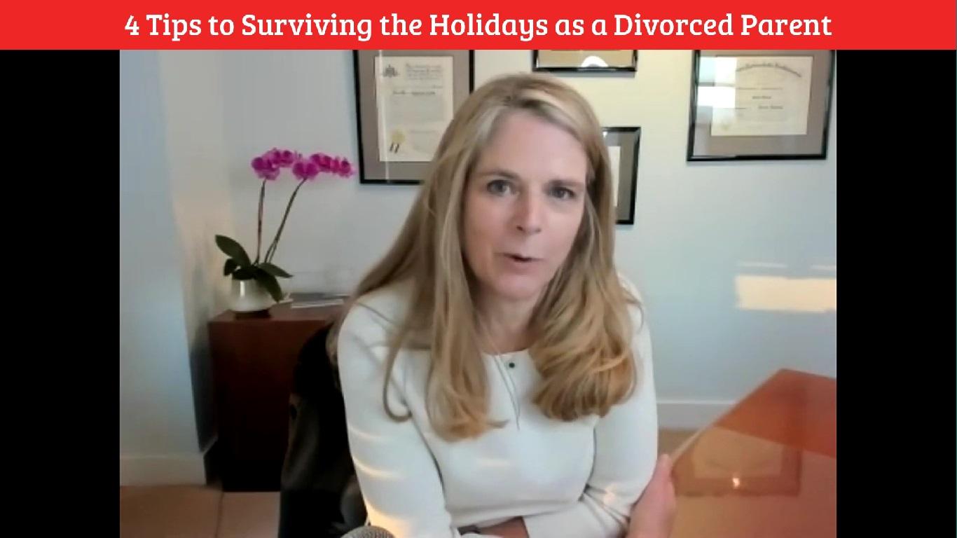 Surviving the Holidays as a Divorce Parent