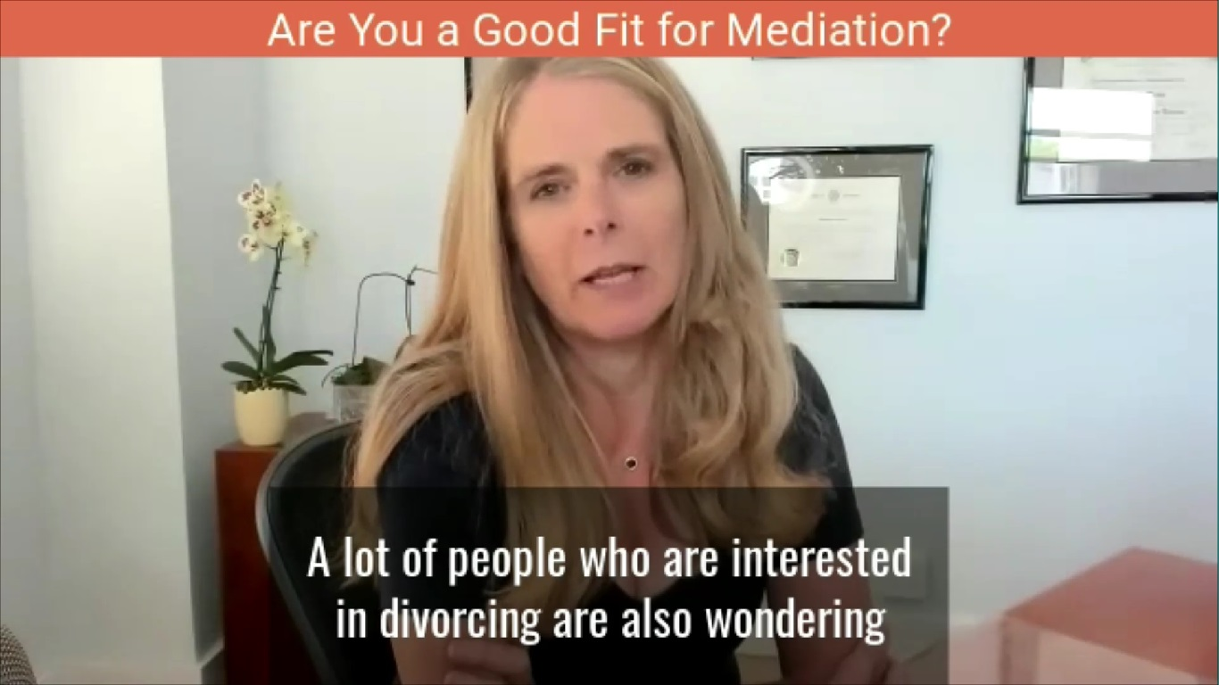 Are You A Good Fit For Divorce Mediation