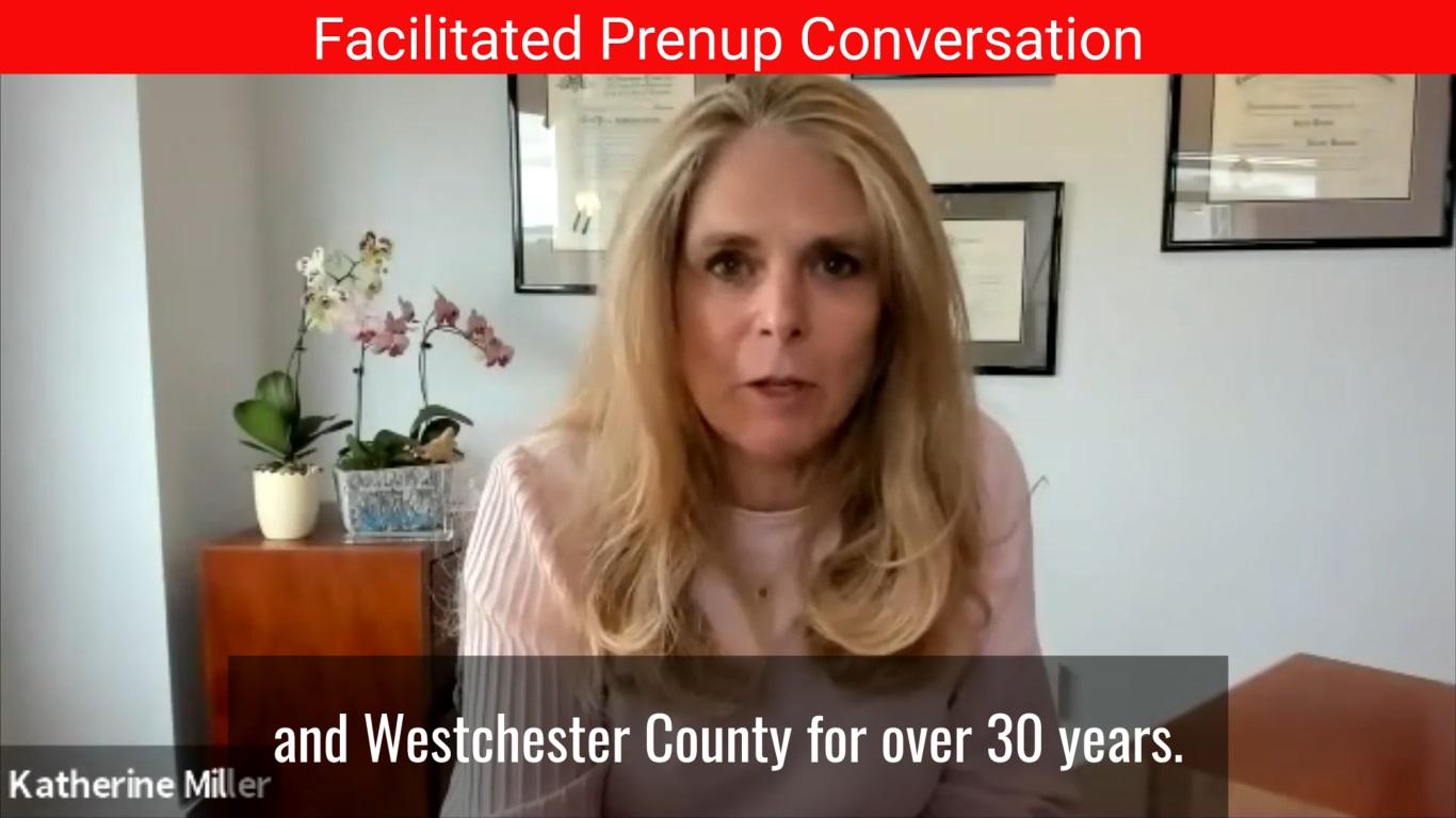 Facilitated Prenup Conversations